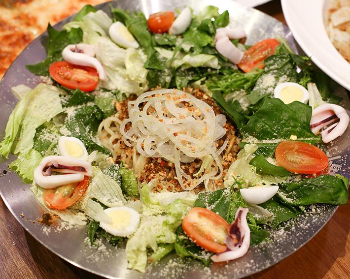 Nipong Naepong Salad Ppong