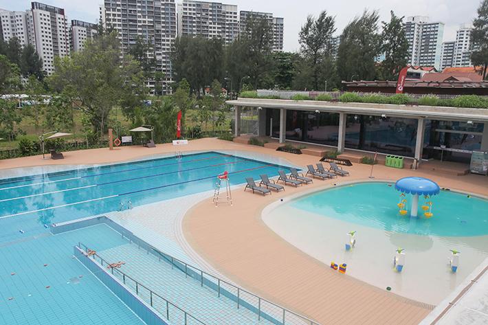 Pool Jurong Lake Gardens
