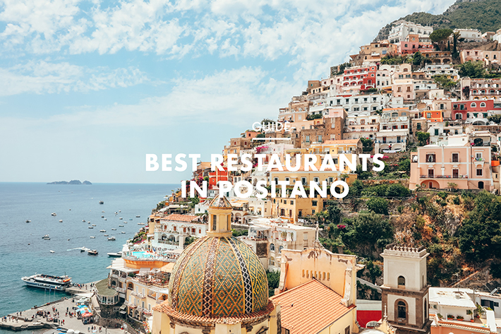 Positano dining guide