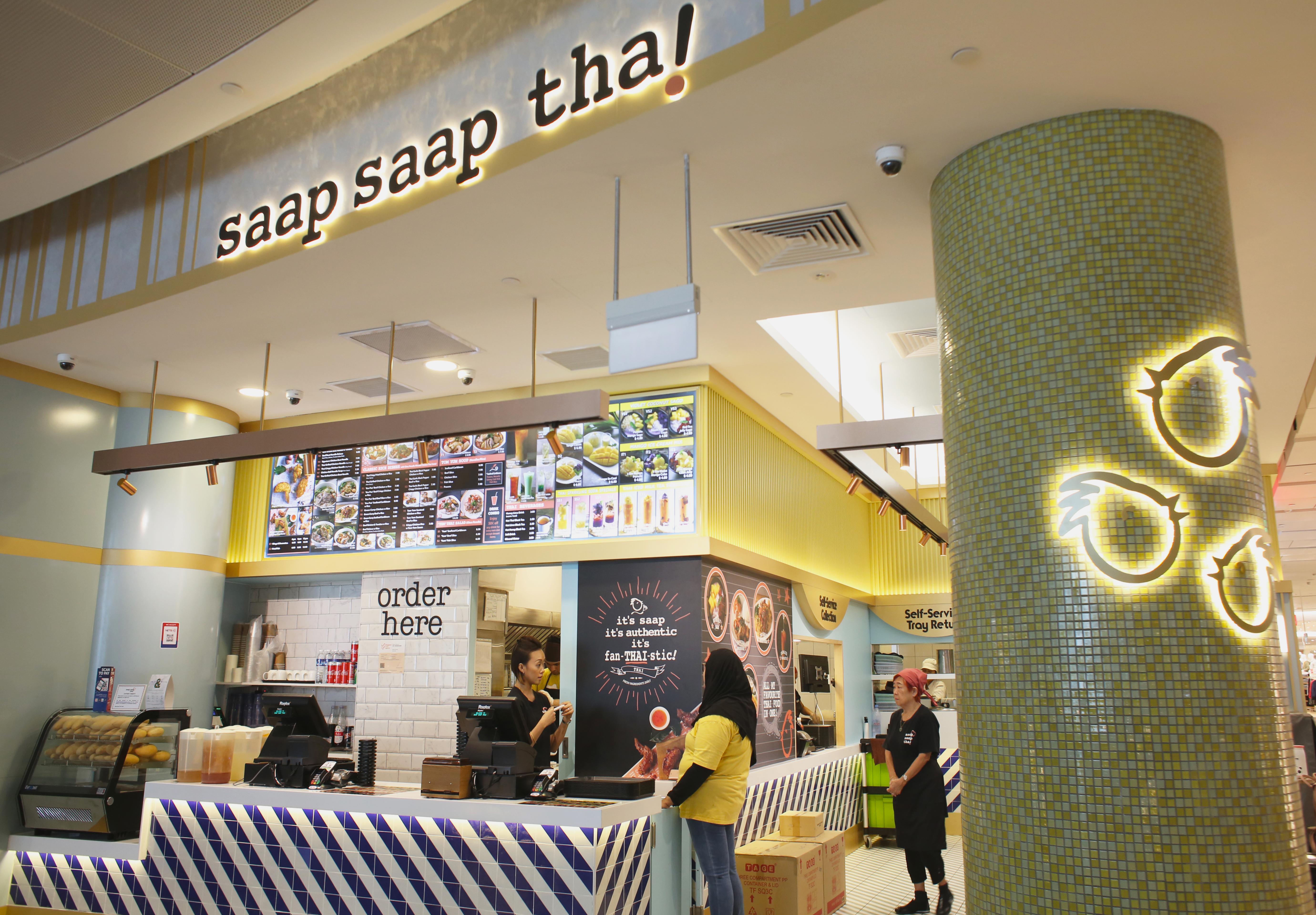 Saap Saap Thai Exterior