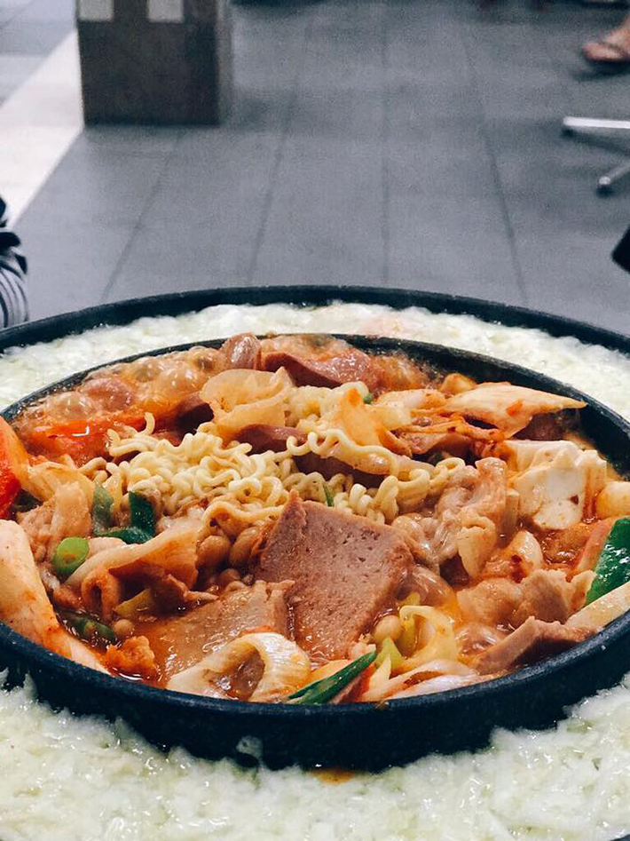 Seoul Shiok Army Stew