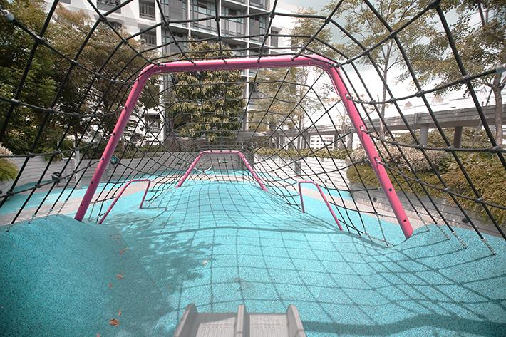 Sky Garden Playground Kampung Admiralty