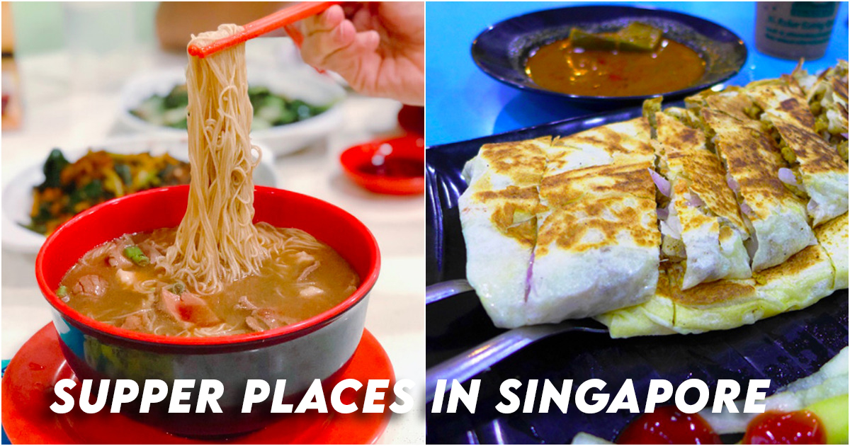 Supper Singapore