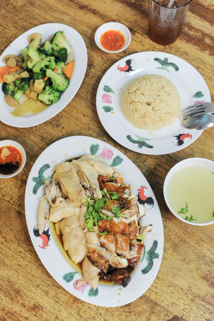 Wee Nam Kee Chicken Rice