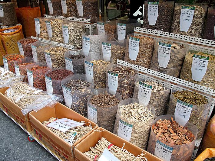 Yangnyeongsi Market