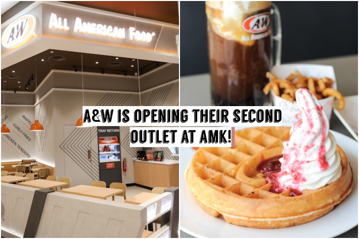 a&w collage
