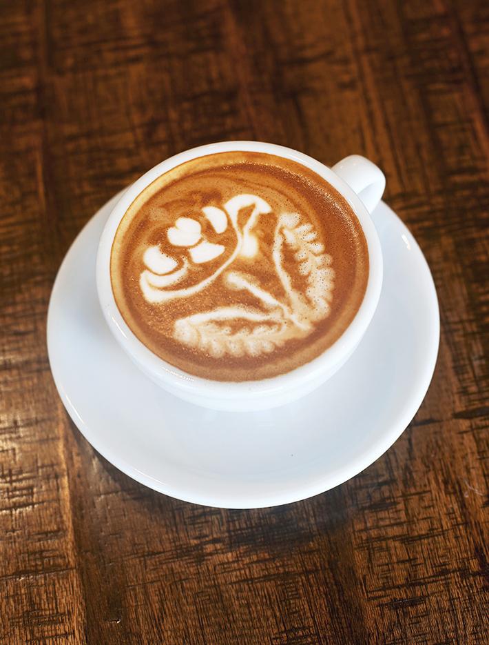 6 Letter Coffee Cappuccino 1