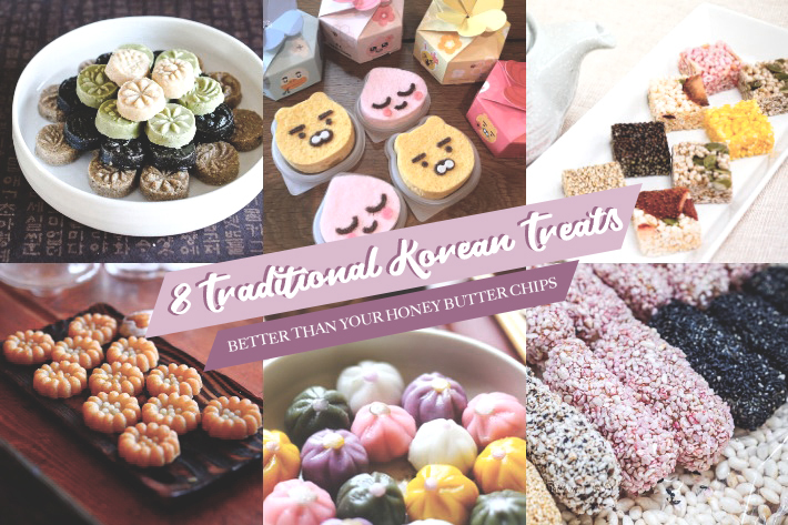 Compilation Korean Snacks copy