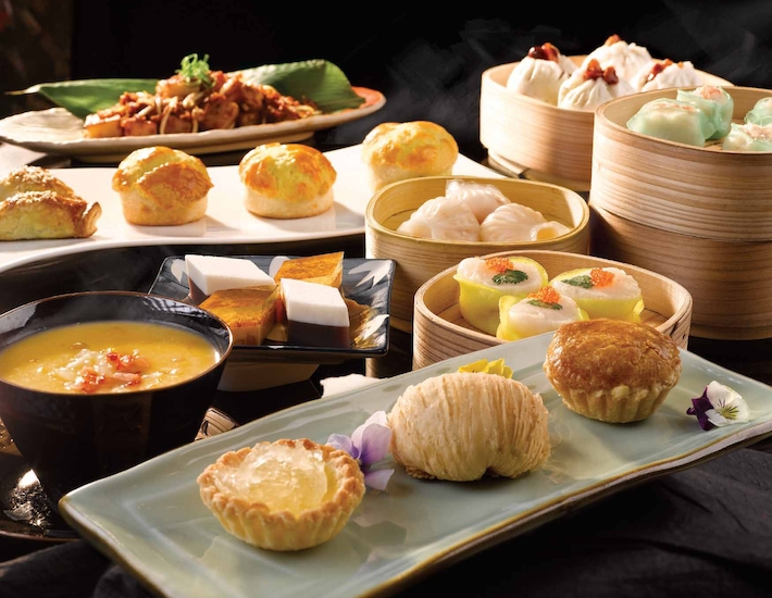 Feng Shui Inn - Assortment of Dim Sum