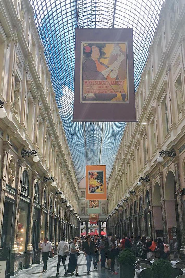 Galeries Royales Saint Hubert 1 copy