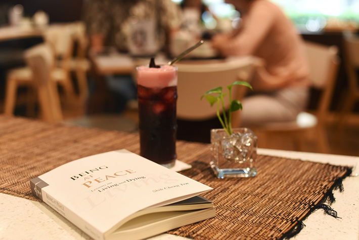 Jing Is Books and Cafe