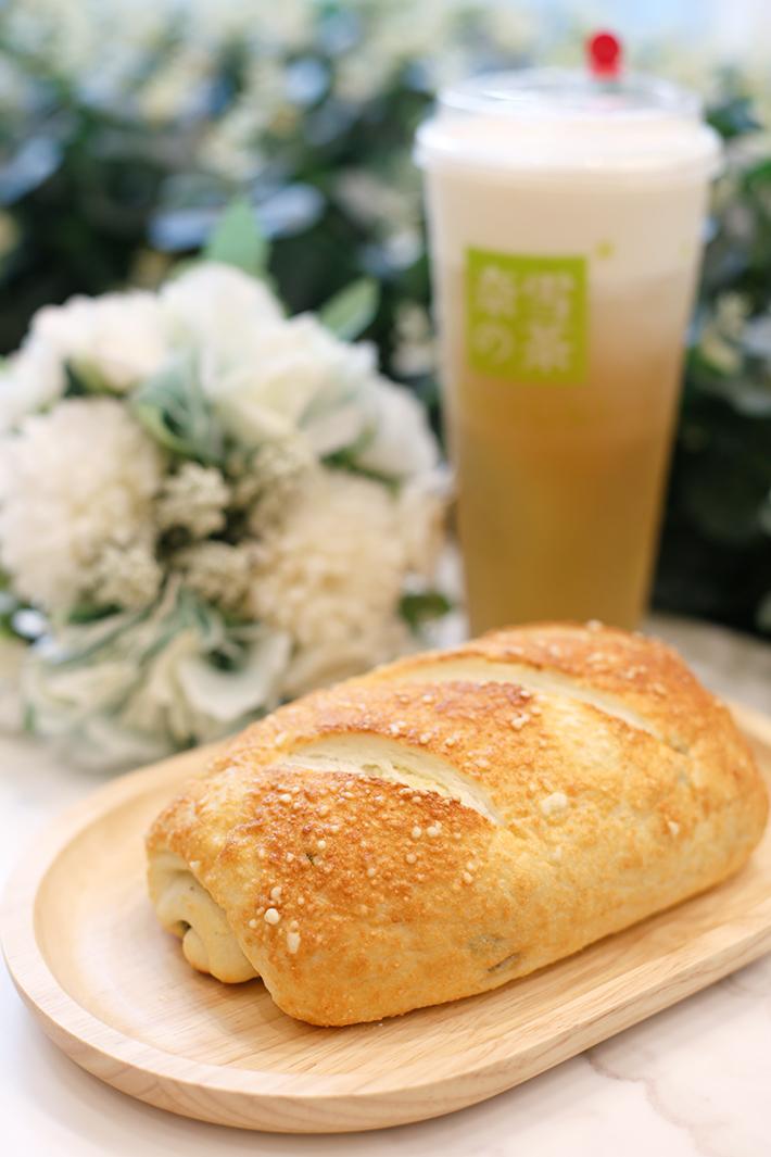 Nayuki Oolong Tea Pairing