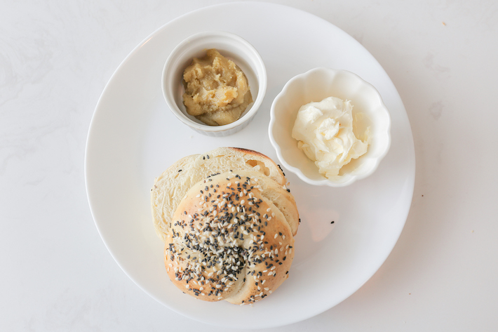 Sesame & Bagels sesame bagel copy