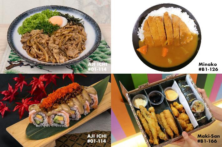 SPC Japanese Food