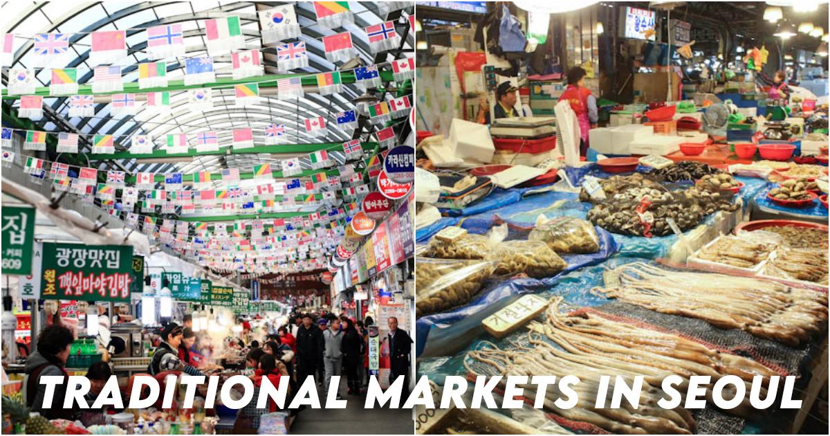 Seoul markets