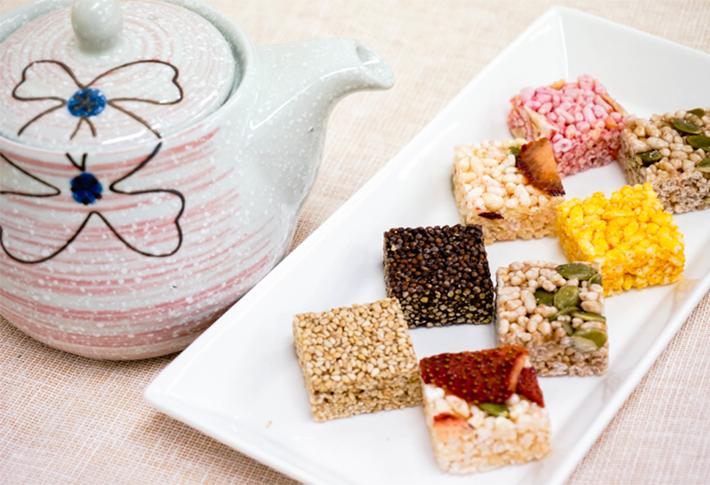 Yeot-Ganjeong Nut Candy