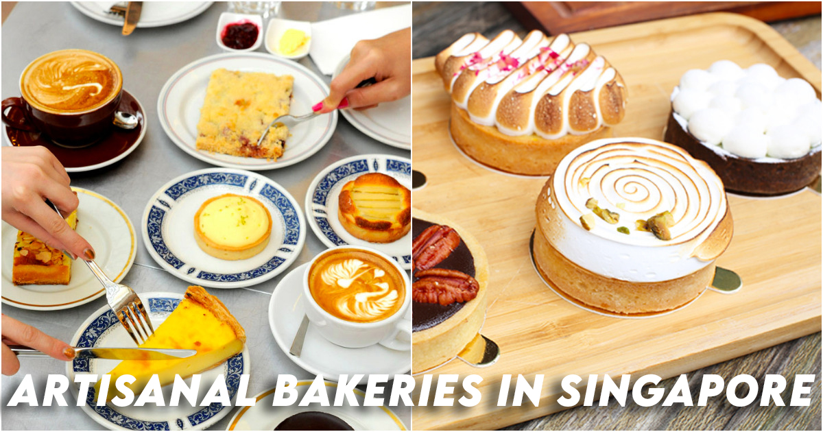 Artisanal Bakeries Singapore