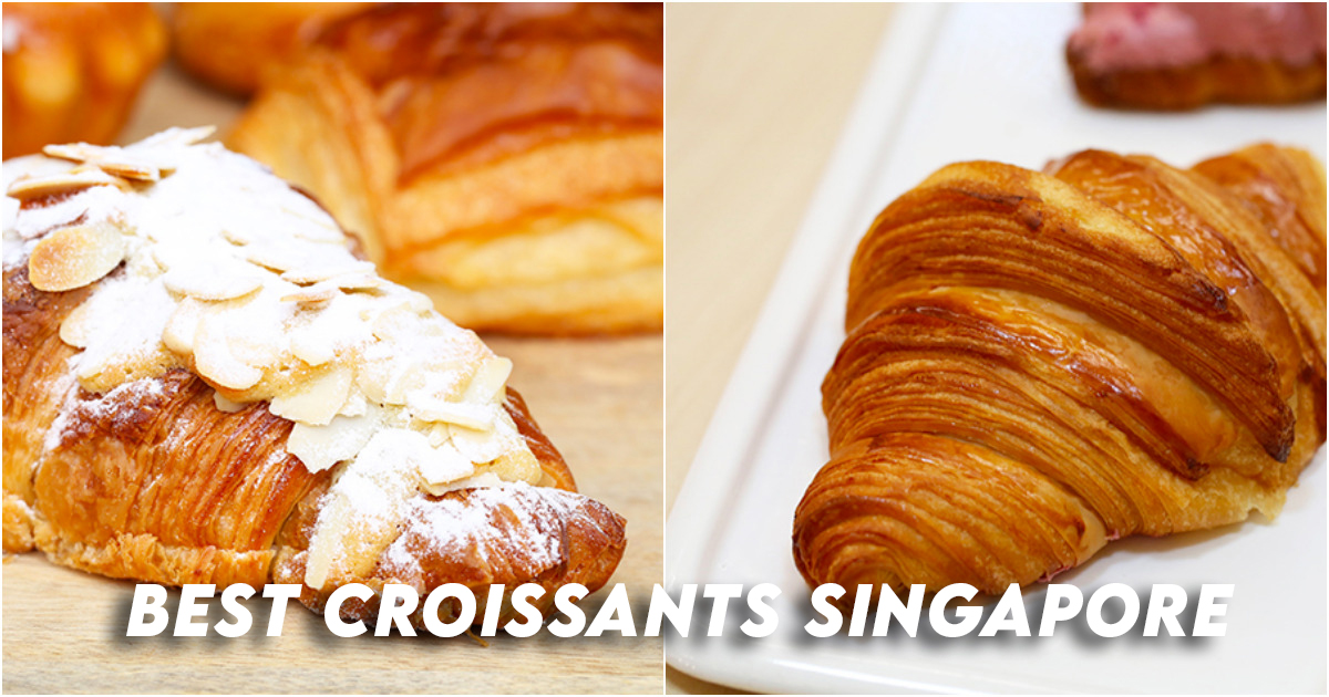 Best Croissants Singapore