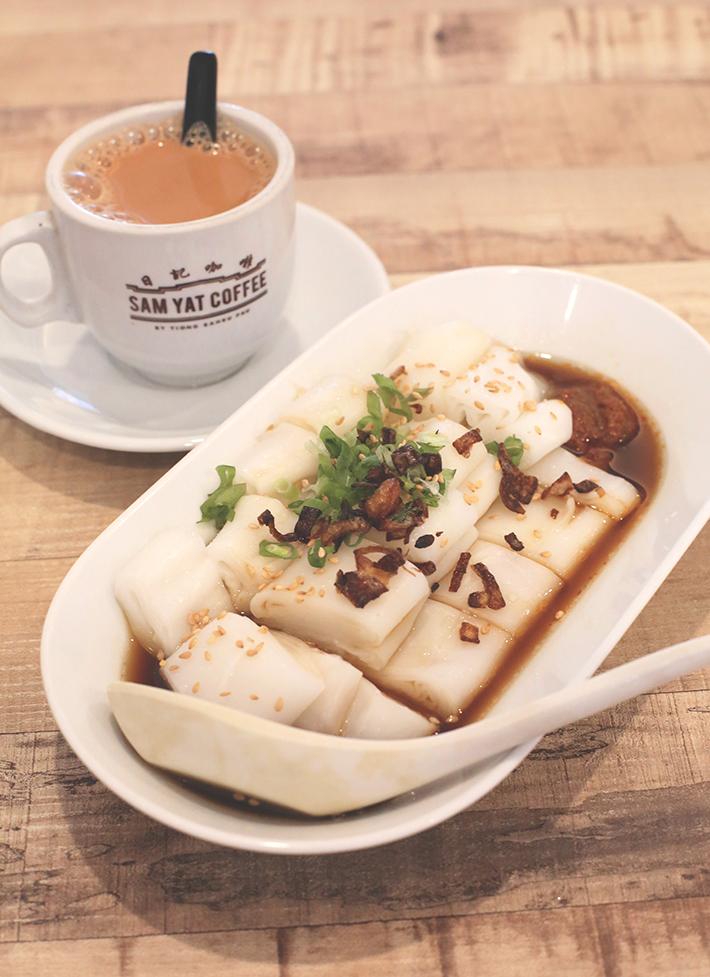 Cheong Fun Cafe Pandan