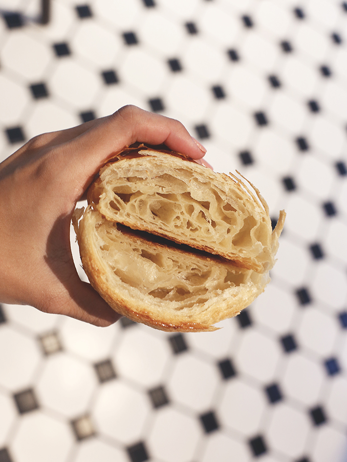 Crown Bakery Croissant