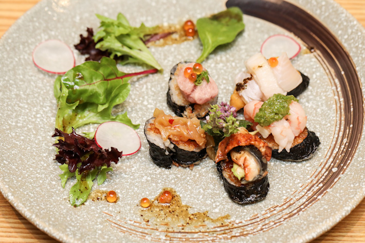 En Sushi Sushi Canapes
