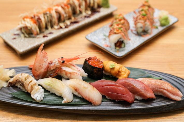 En Sushi Sushi Platter