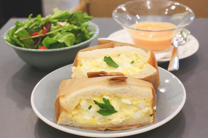 Fine Dining Bakery_Fluffy Shokupan Sandwich Set