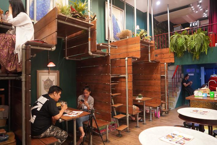 Lhong Tong Interior
