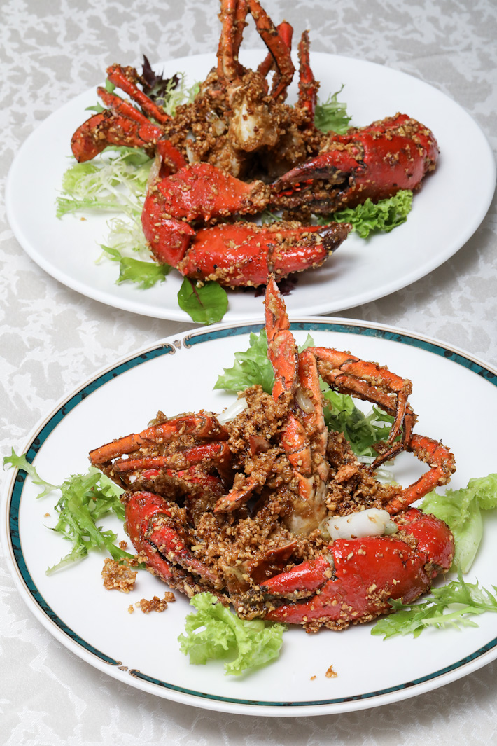 Si Chuan Dou Hua Stir-Fried Sri Lanka Crab