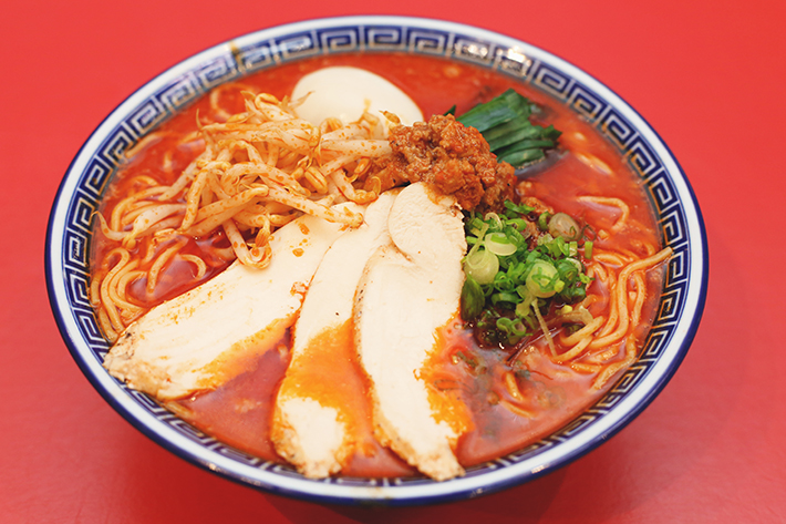 Super Spicy Ramen Spicy Rock Capitol