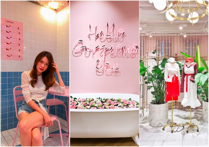 Stylenanda Pink Hotel