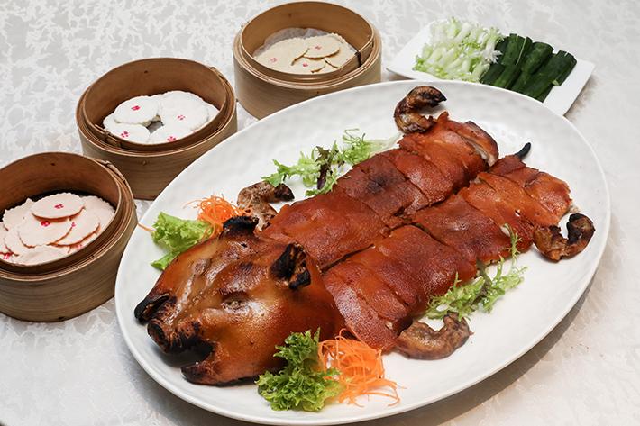 Suckling Pig Si Chuan Dou Hua
