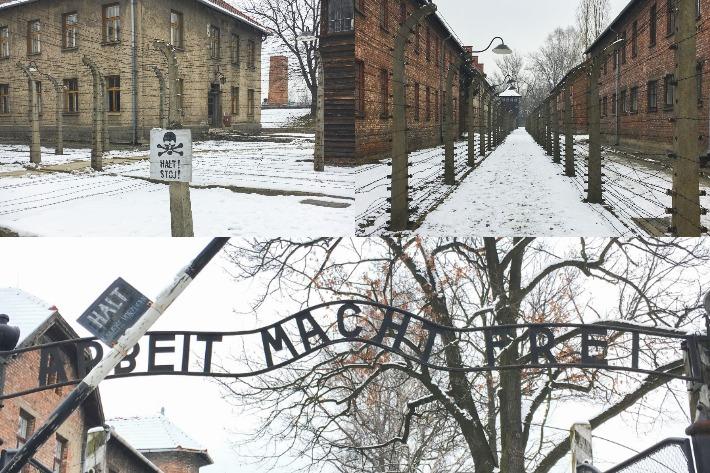 Krakow Auschwitz group