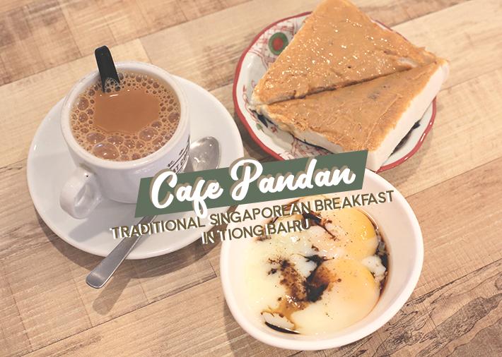 Cafe Pandan Cover