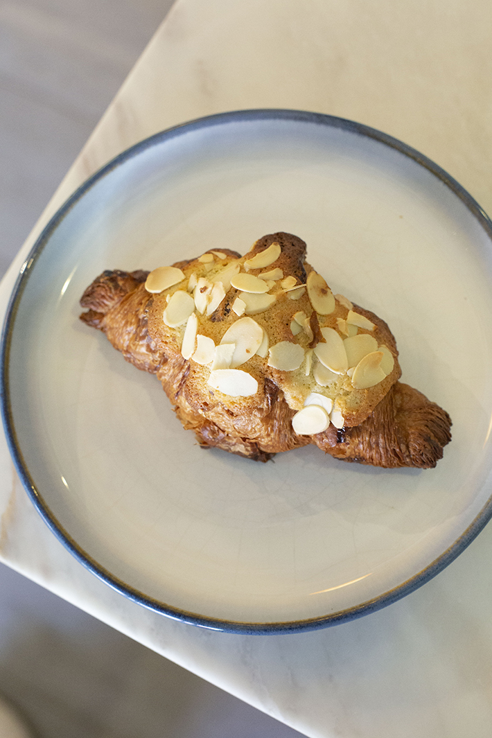 carpenter & cook almond croissant