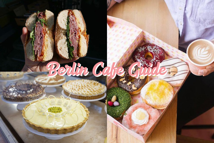 Berlin Cafe Guide Cover