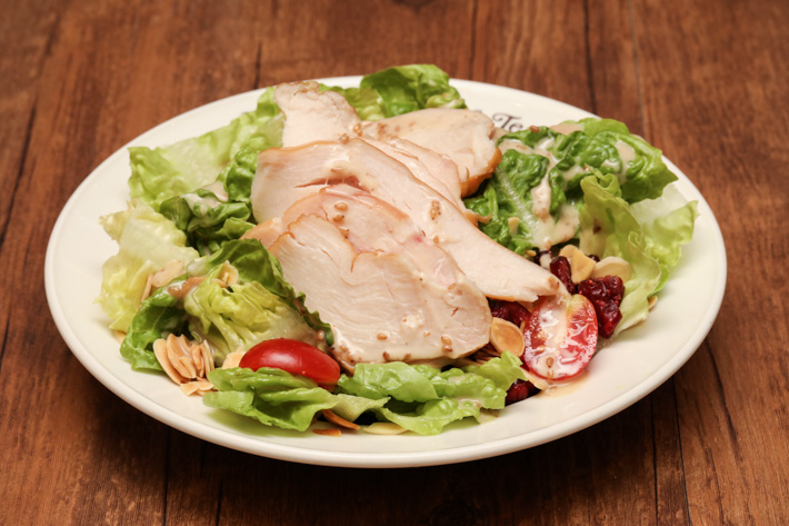 Coffee Bean Chicken Salad