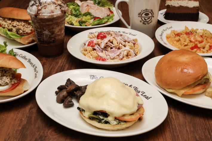 Coffee Bean New Menu