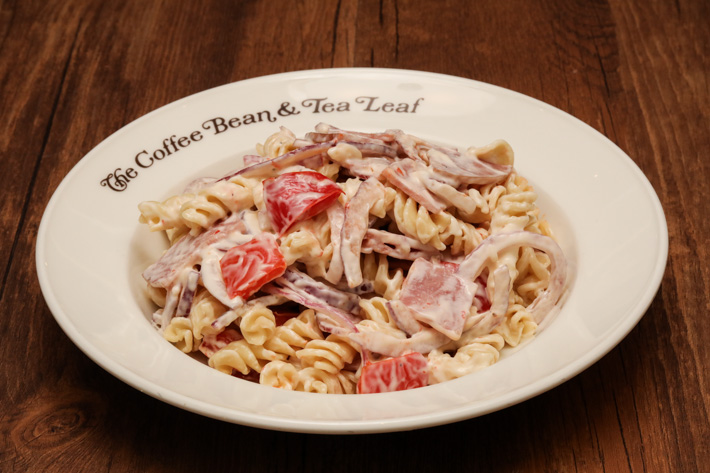 Coffee Bean Pasta Salad