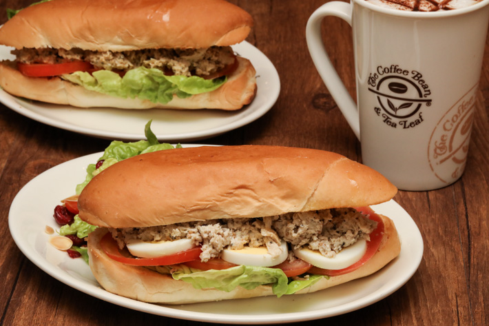 Coffee Bean Sandwich
