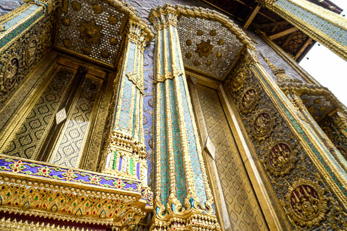Grand Palace Bangkok Details
