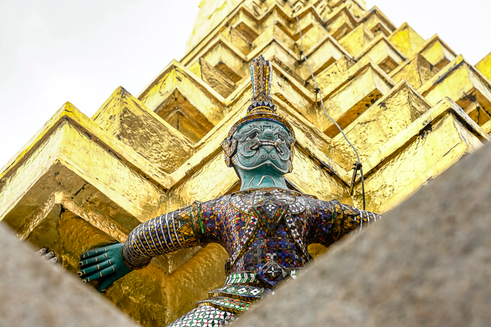 Grand Palace Bangkok God