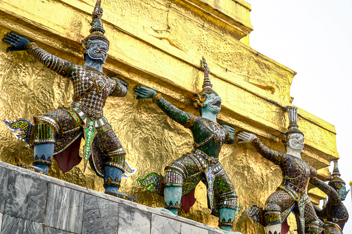 Grand Palace Guards