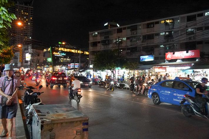Huai Khwang Streets