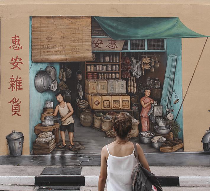 wall crawl singapore
