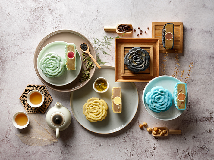 InterContinental Singapore_Snowskin Mooncake Collection
