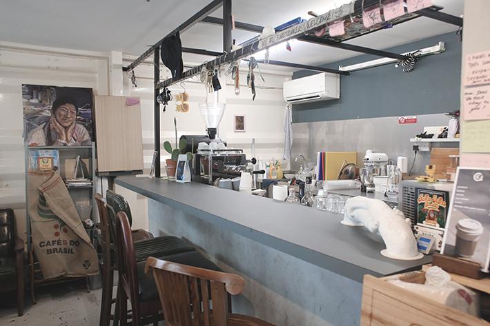 Interior Quarter Life Coffee