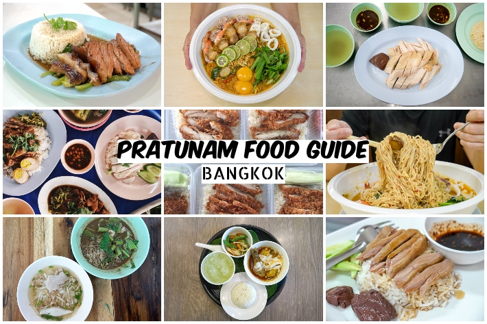PRATUNAM FOOD GUIDE..
