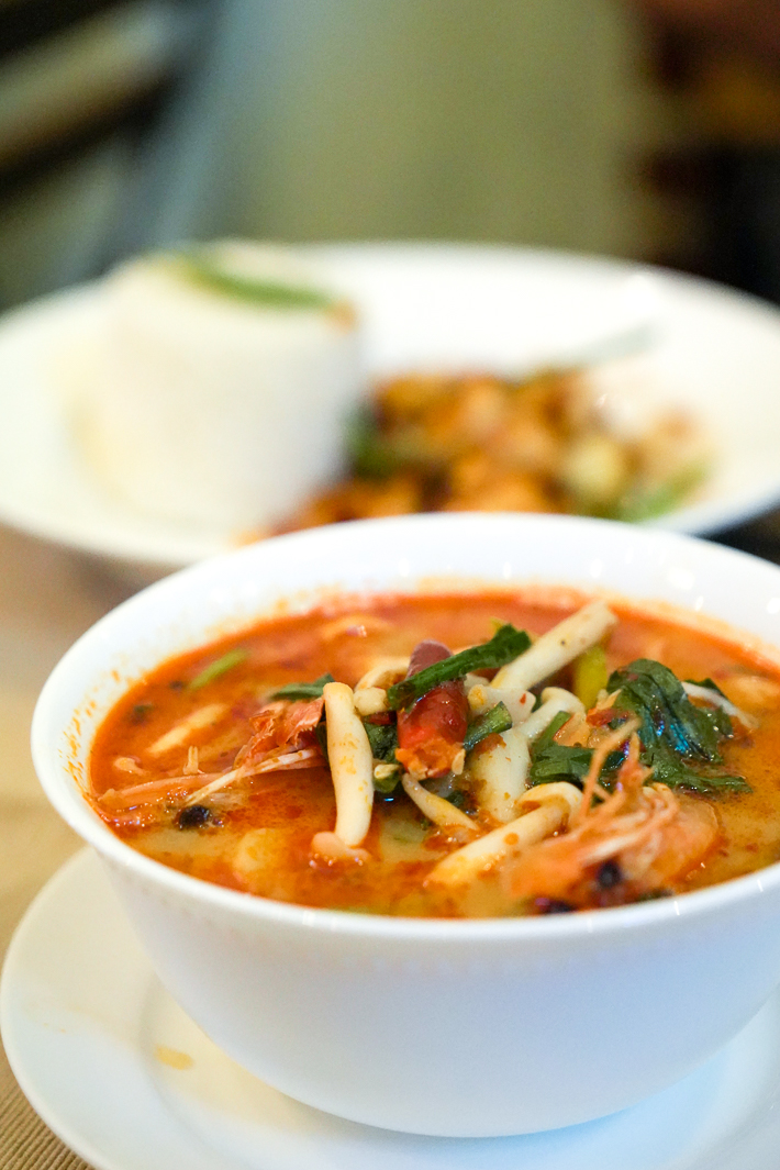 THE SIXTH TOM YUM