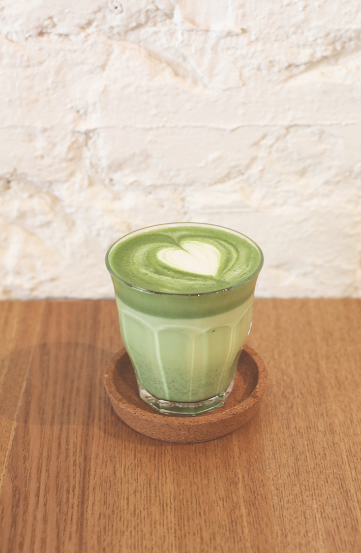 matcha latte gather the misfits